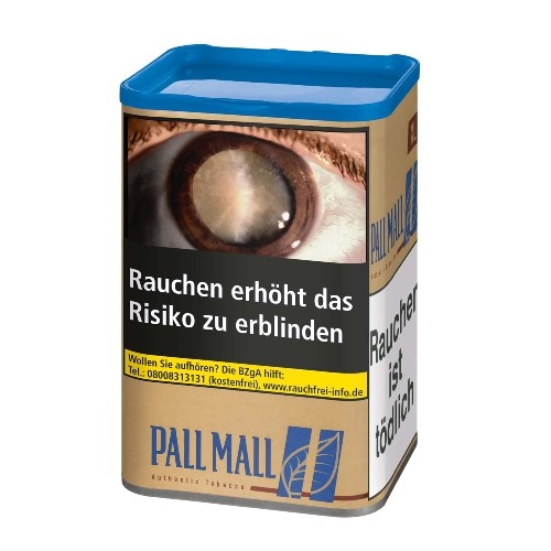 Pall Mall Blue Authentic XL