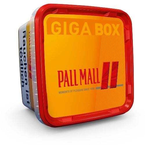 Pall Mall Red Giga Box