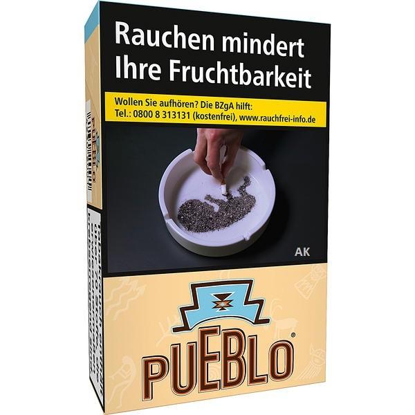 Pueblo mit Filter