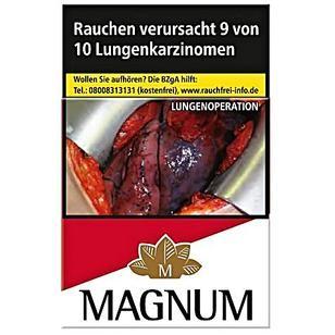 Magnum Red 100 `s