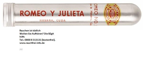 Romeo y Julieta No. 3 A/T
