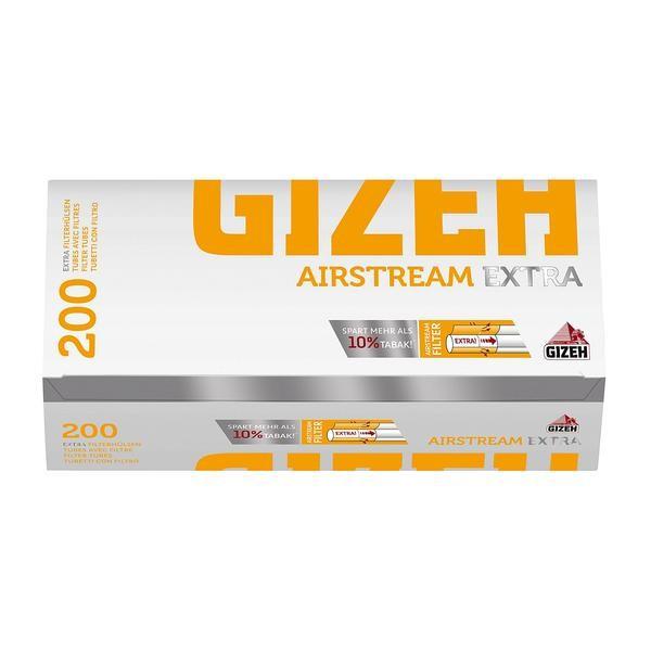 Gizeh Gelb Airstream Hülsen