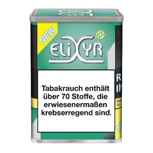 Elixyr + Cigarette Tobacco