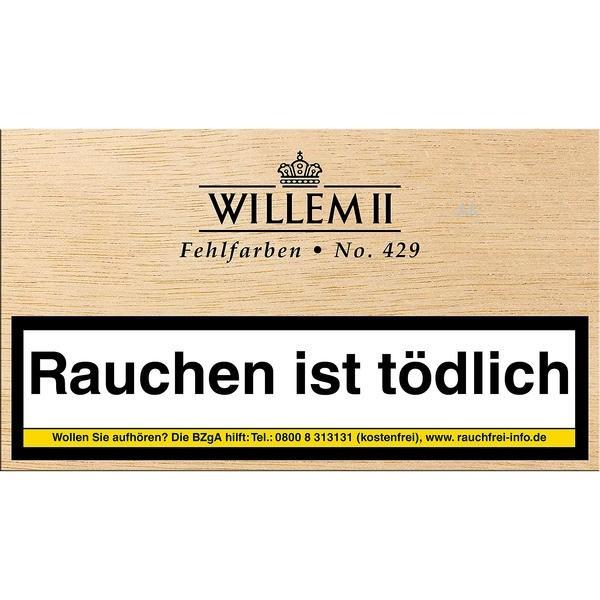 Willem II Fehlfarben 429 Sumatra