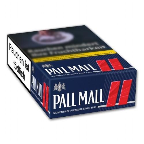 Pall Mall Rot Hercules 17,00 Euro