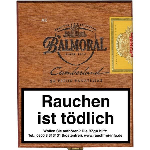 Balmoral Cumberland Petit Panatela