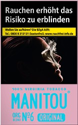 Manitou Org. Blend No. 6