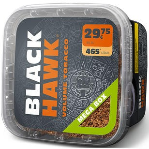 BLACK HAWK Volume Tobacco