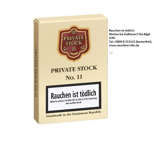 Private Stock Longfiller No. 11