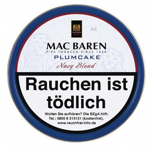 Mac Baren Plum Cake