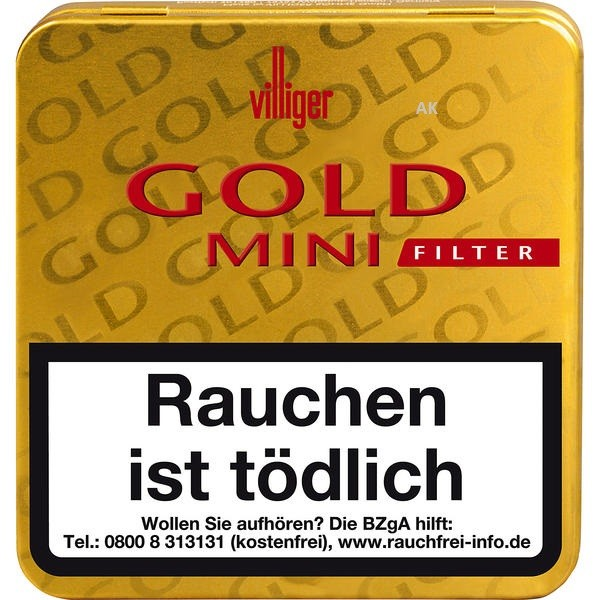 Villiger Gold Filter