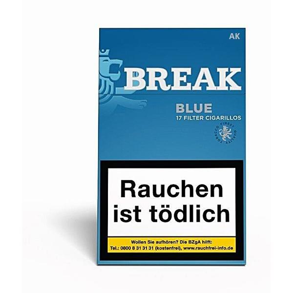 Break Blue Fine