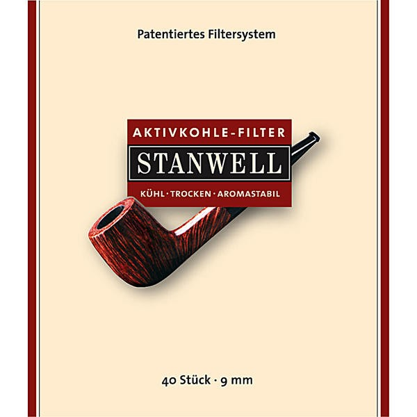 Stanwell Nobel Aktivkohlefilter