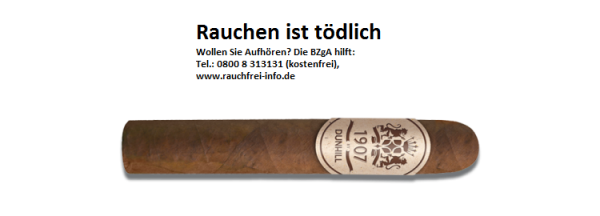 1907 by Dunhill Robusto