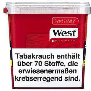 West Red Volume Tobacco