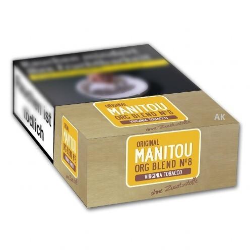 Manitou Org. Blend No. 8