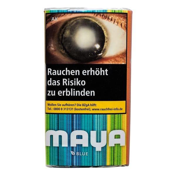 Maya Tabak Blue