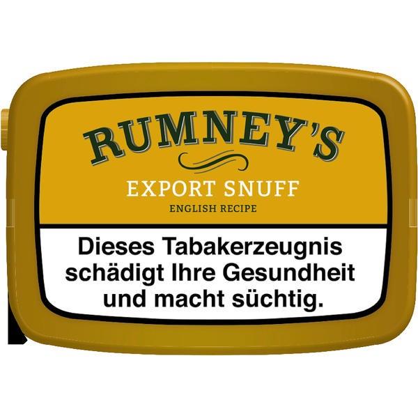 Rumney`s Export