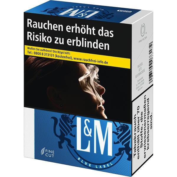 L&M Blue 12 Euro