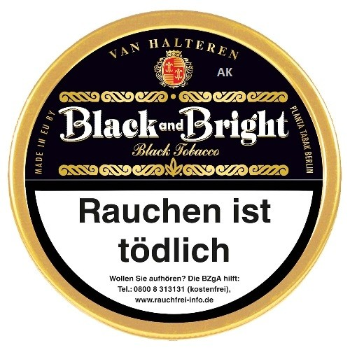 Black & Bright Luxury van Haltern