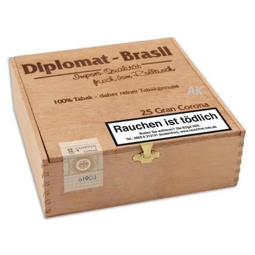 Diplomat Gran Corona Brasil