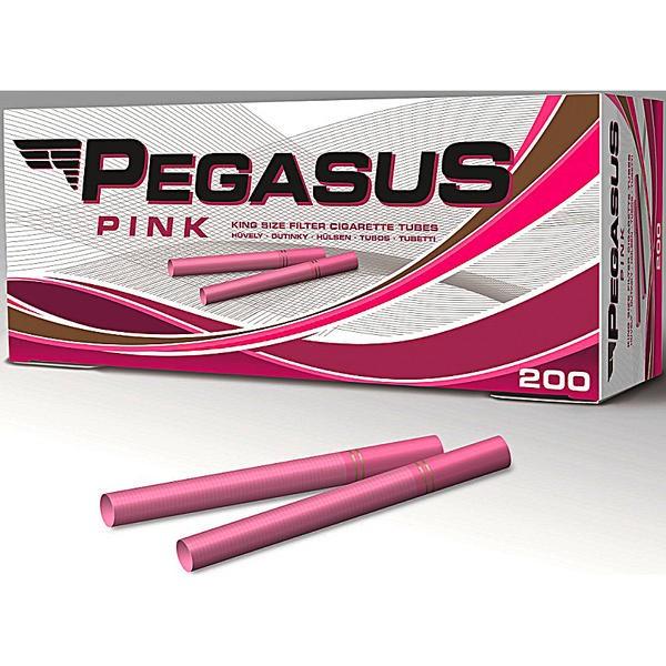 Pegasus Pink Hülsen