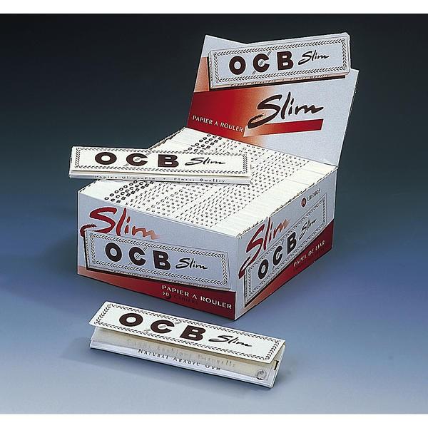 OCB Weiss Slim extra long