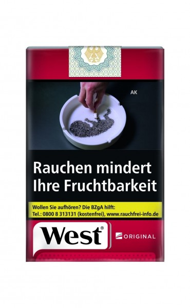 West Red Soft
