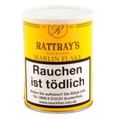 Rattray`s Marlin Flake Tobacco