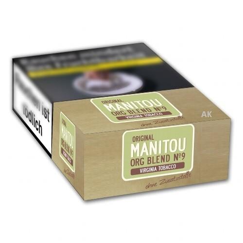 Manitou Org. Blend No. 9