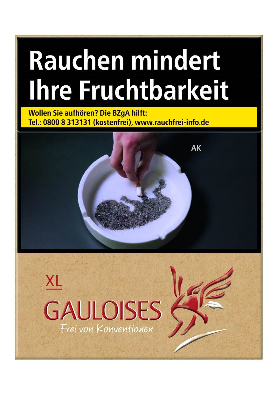 Gauloises Liberte` Red   GAULOISES   ZIGARETTEN OHNE ...