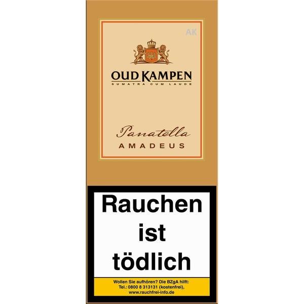 Oud Kampen Amadeus Sumatra
