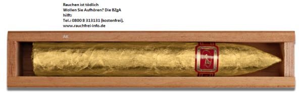 Daniel Marshall Torpedo 24k Gold