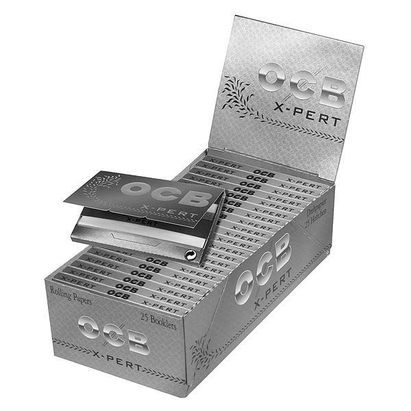 OCB X - Pert Silber kurz