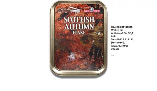 Samuel Gawith Scottish Autumn Flake