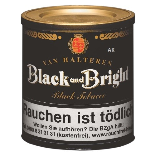 Black & Bright Luxury van Haltern