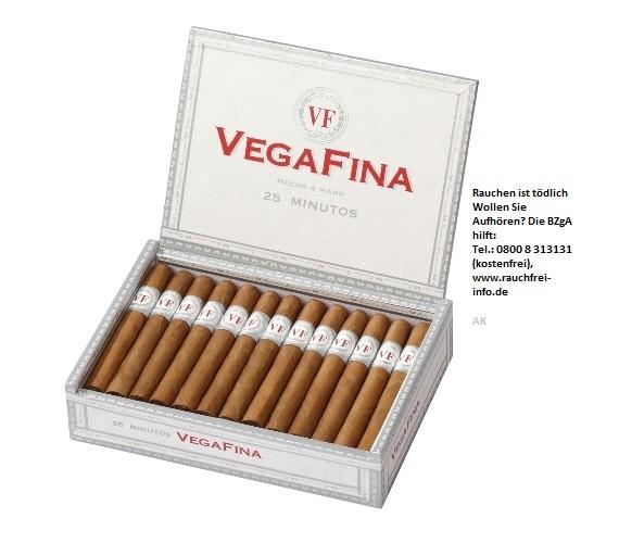 Vega Fina Minutos