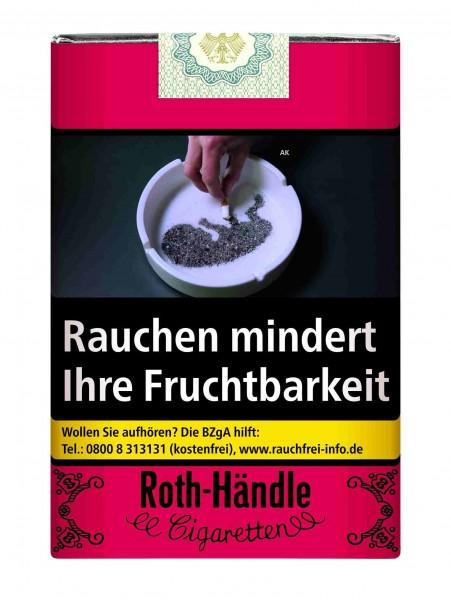Roth Händle ohne Filter
