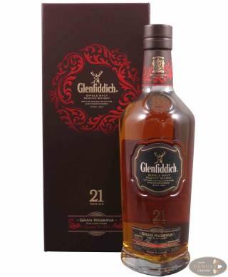 Glenfiddich Gran Reserva 21 Jahre 40%