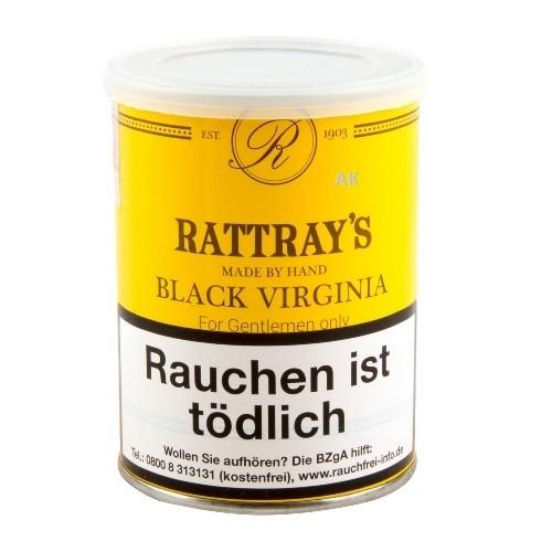 Rattray`s Black Virginia Tobacco