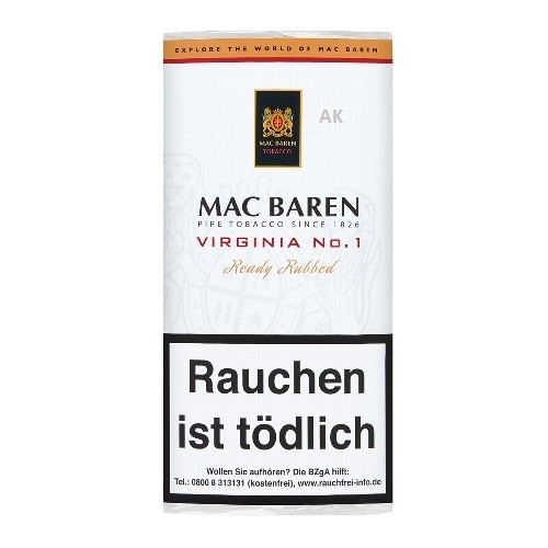 Mac Baren Virginia No. 1