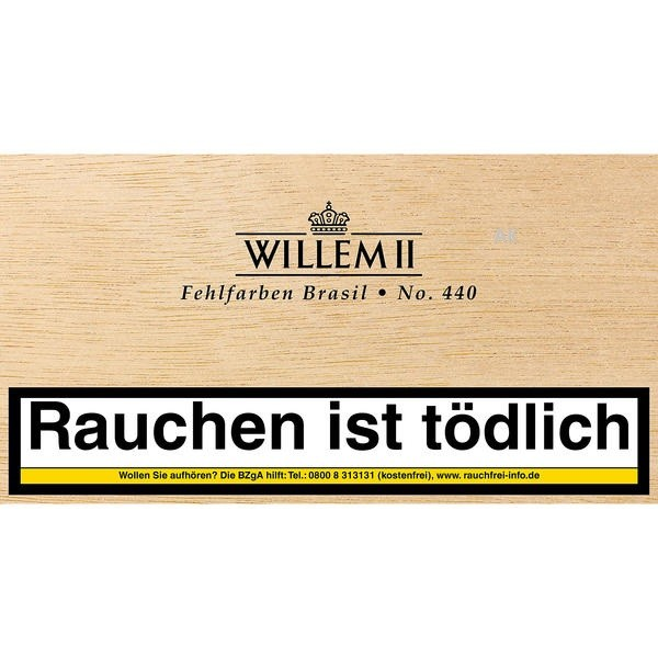 Willem II Fehlfarben 440 Brasil