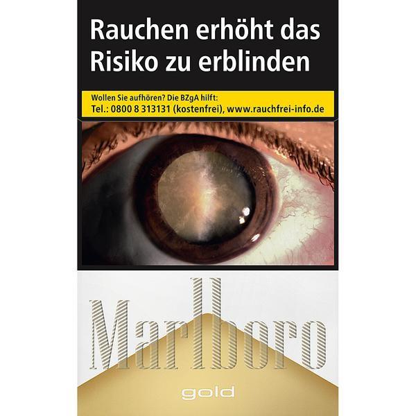 Marlboro Gold 100 `s