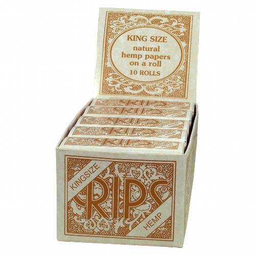Rips natural King Size Hemp