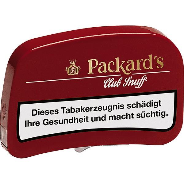 Packard`s Club Snuff