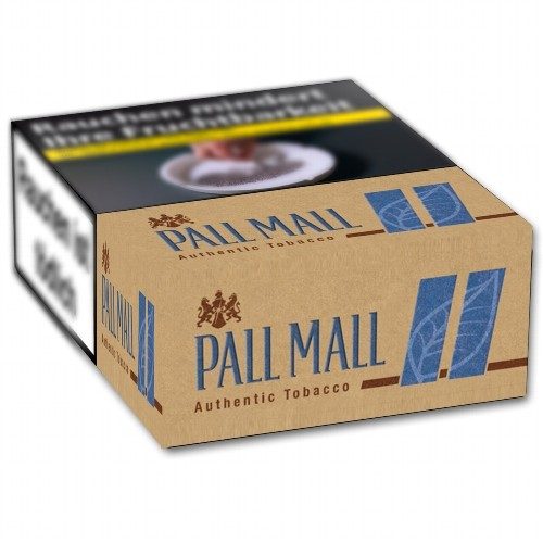 Pall Mall Authentic Blue XXL 8,00 Euro