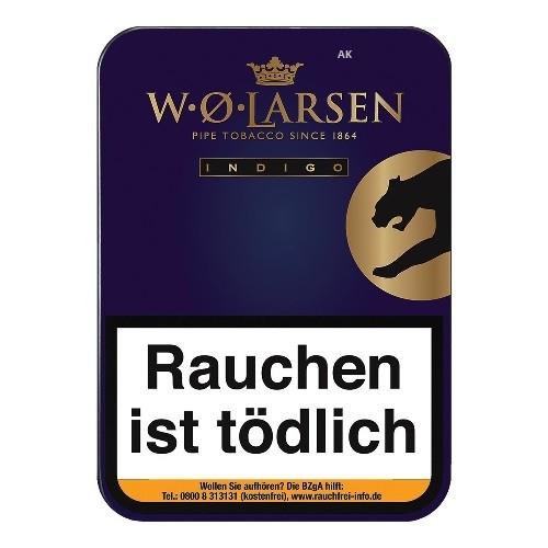 W.O. Larsen Indigo Pipe Tobacco