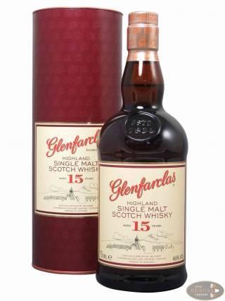 Glenfarclas 15 Jahre 46%