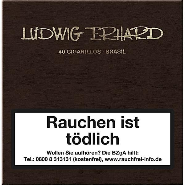 Ludwig Erhard Brasil Cigarillo