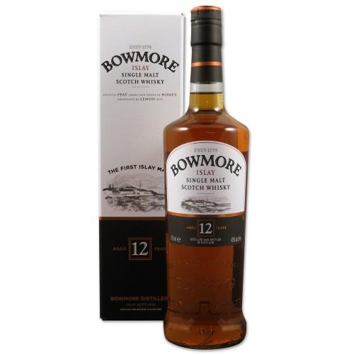 Bowmore 12 Jahre 40%